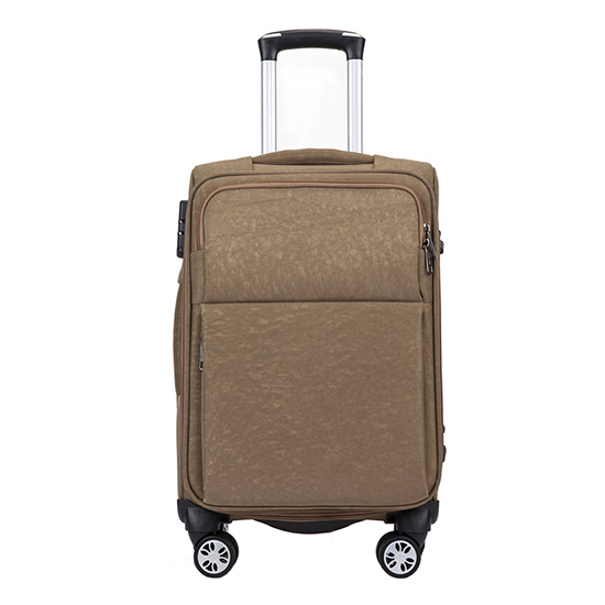 d9e606e11 Trolley Luggage, Polyester Suitcase, Roller Suit Case, Rolling Maleta,  Wheeled Cabin Case